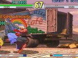 Arcade Street Fighter III Third Strike Ken Story