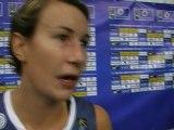 Mondial 2010 - Interview Elodie Godin FRANCE / AUSTRALIE