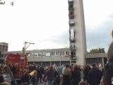 Pompiers Exercice du GRIMP Porte Ouverte Mulhouse 2010