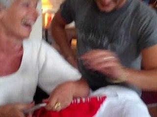 INTERVIEW - La leçon de tricot par Mamie Danielle