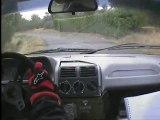 Rallye des noix 2010 - ES6 205 GTI DUKE RACING