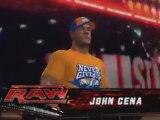 Smackdown vs Raw 2011 John Cena Entrance ! [HQ]