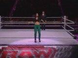Brie Bella Entrance & FInisher - SmackDown vs. RAW 2011