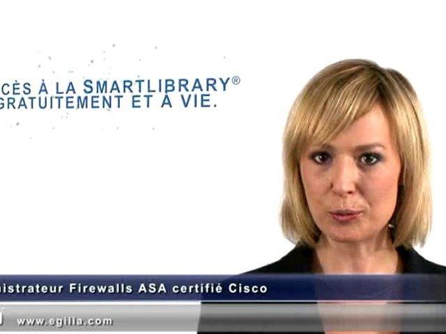 Formation Administrateur Firewalls ASA certifié Cisco – EGIL