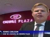 Danemark: un hôtel fait pédaler ses clients pour produire de l'énergie