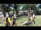 Extrait vidéo des Fêtes  Médiévales à Trévoux juillet 2010