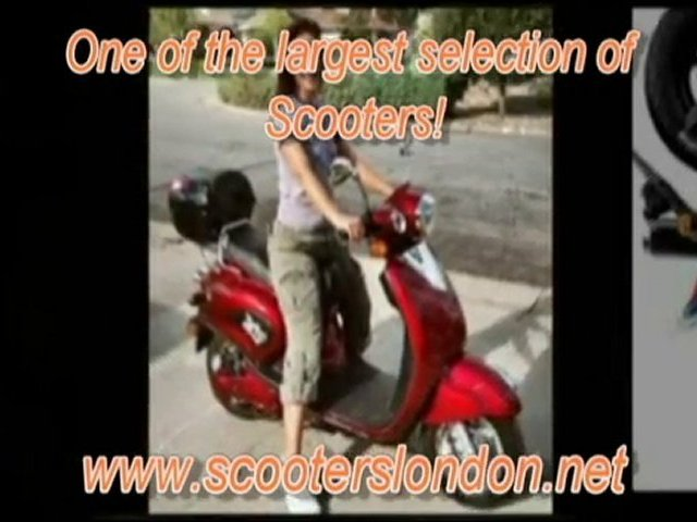 Buy a Scooter – Scooters London