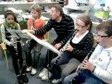 clarinette classe orchestre Saint Malo