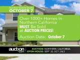 N. California REO / Foreclosure Auction Oct 7, 2010 w REDC