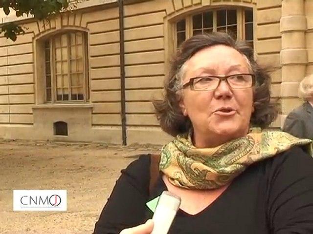 Interview d'Edith Rémond