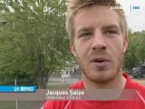 Football : Clermont - Evian (l'avant-match)