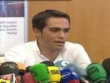 Contador maintains his innocence