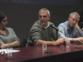 Laurent Cantet, Robin Campillo et Carole Scotta