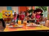 Nickelodeon Suites Resort Character Breakfast Fist Bump