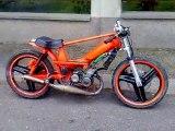 Mbk 51 Orange Polini Motor