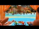 Nickelodeon Suites Resort Pool Fist Bump