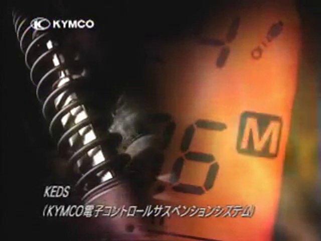 Kymco Myroad 700i