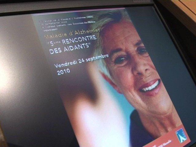 Alzheimer : rencontre avec Joël MENARD à Marseille