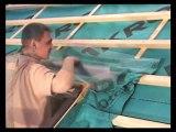 FAKRO fenêtre de toit - montage de fenêtre FDY-V Duet proSky