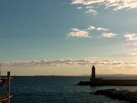 De VilleFranche sur Mer à Nice