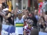 Championnat du monde 2010 Course en ligne Espoirs