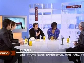2/3 - L'Hebdo - 2 oct. 2010 - France Ô