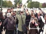 Kate Moss pret-à-porter  DIOR femme primtemps été 2011