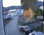 explosion chez le voisin