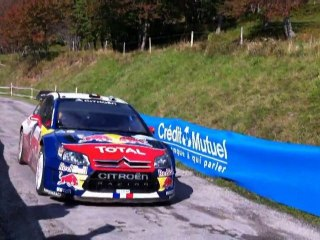 Sebastien LOEB La victoire au coeur du Rallye de France ALSA