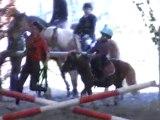 Marie et popeye 03.10.2010 concours intime tour d'honneur