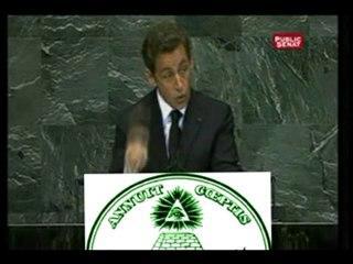 - Sarkozy ONU 20.09.10 NOUVEL ORDRE MONDIAL