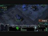 Starcraft 2 - Gameplay Terran vs Terran Fail Marine Rush