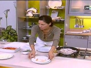 Recette Côtelettes d'agneau aux légumes miel