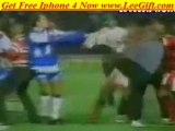 Soccer Extremely Amusing Soccer Fight