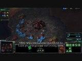 StarCraft 2 Strategy Protoss -Blink Stalkers vs Zerg - ...