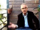 Rencontre avec Francis Geffard à Vincennes