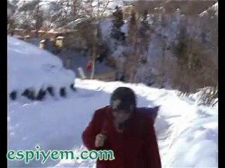 Köyde Kış