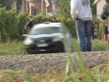 Le rallye de France dans les Vosges