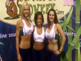 Hot Babes at Mr Olympia 2010- Hot Girls @ Olympia