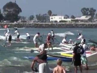 2010 Battle Of The Paddle Dana Point Pro Elite Race
