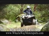 Yamaha Grizzly 450 EPS | Grizzly ATV