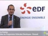 Thierry Koskas, Directeur Véhicules Electriques - Renault