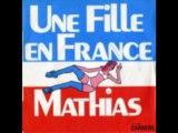 Mathias - Une fille en France