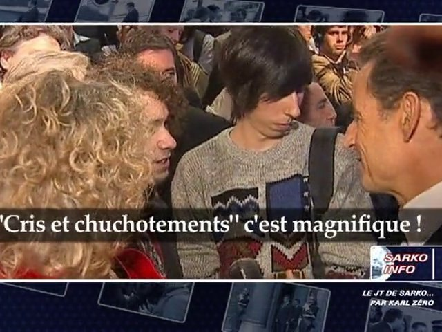 Nicolas Sarkozy ou Monsieur Cinéma ?