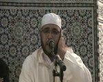 mosquée Gennevilliers récitation de l'imam Mohamed El Iraoui