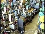 40 Ton Used Scotchman Hydraulic Ironworker Mdl. 4014C #A1393