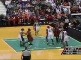 Raptors vs Suns Oct 6 2010 1st Half Highlights.mpg