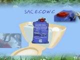 Economies d'eau WC - Sac Eco WC toilettes