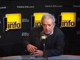Charles Enderlin, france-info, 07 10 2010
