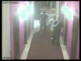 Surveillance Video of Suspects in Gold Street Shooting